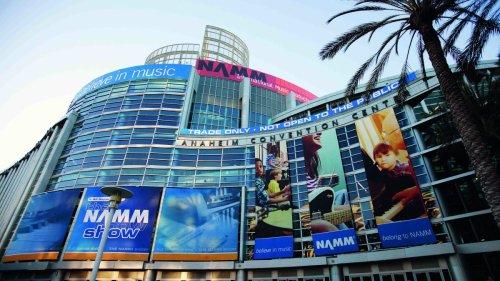 The 2022 Winter NAMM Show has been postponed to June