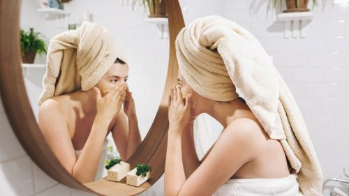 This is the best skincare routine for acne-prone skin according to experts