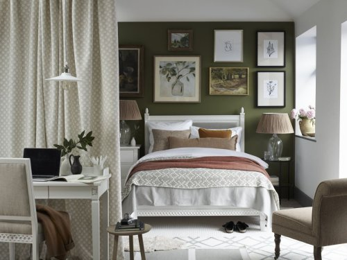 How to make a small bedroom look bigger – with tips from design experts