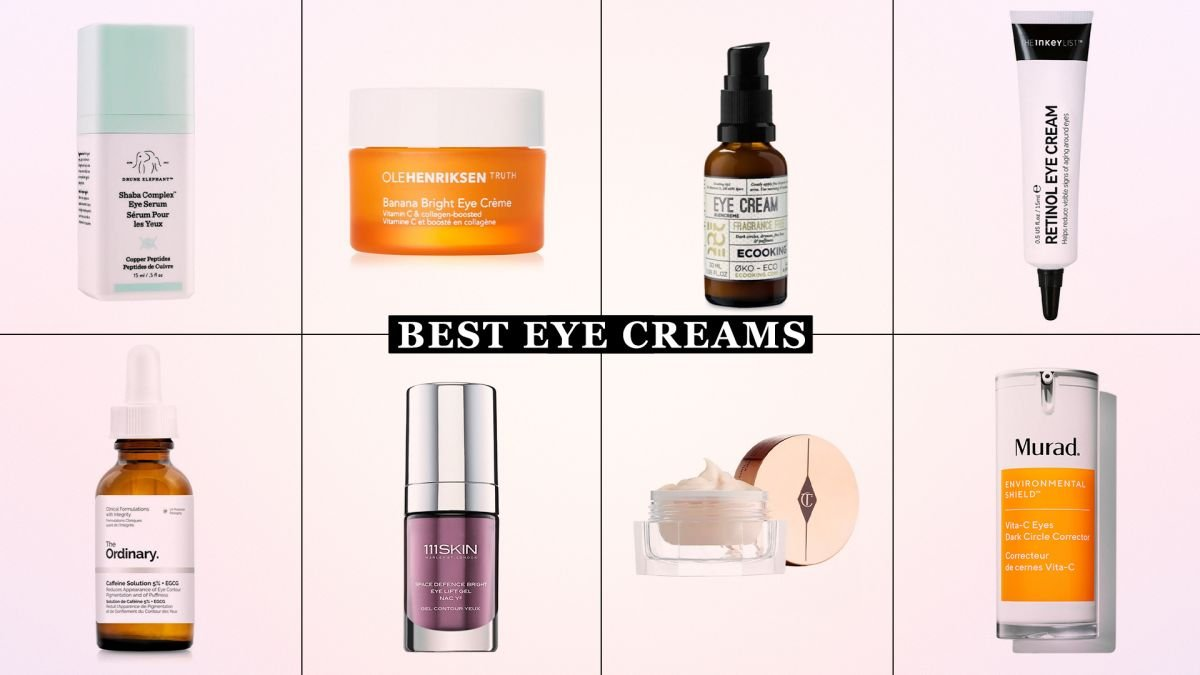 Best eye cream: our favorite formulas for every skin type and concern