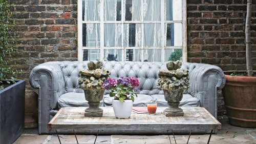 Make a statement with this emerging outdoor trend every small garden needs to know about