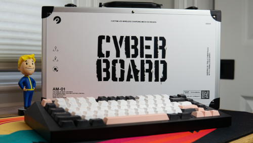 Angry Miao Cyberboard R3 Review: Awesome But Clunky