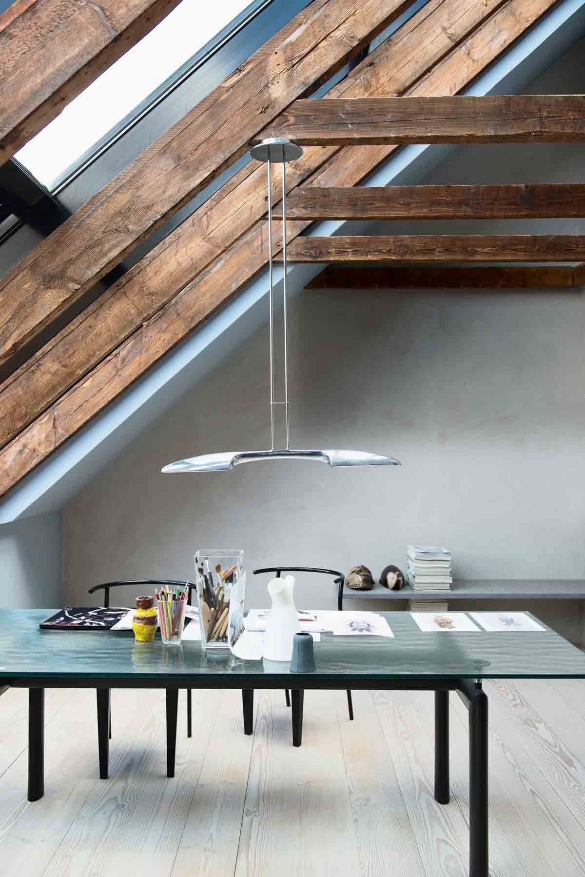 Style Classic: Exposed Beams