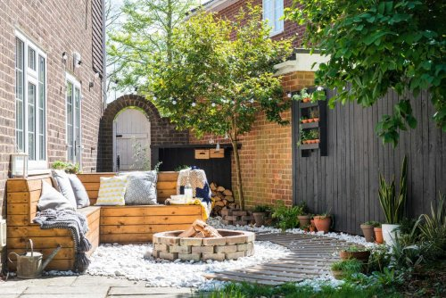 DIY patio ideas: 12 simple and stylish projects to refresh your paved space