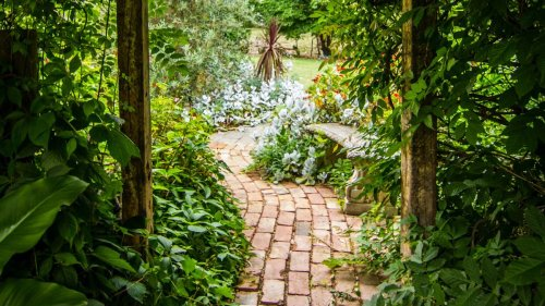 Great garden paths inspired by Monty Don's
