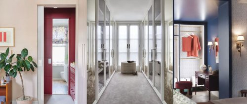 Small walk-in closet ideas – 10 smart design schemes for tiny spaces