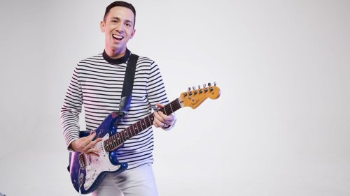 Fender's New Cory Wong Signature Guitar Is Not Your Average Stratocaster