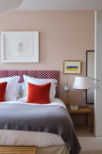 These 21 dramatic headboard designs promise a striking bedroom scheme