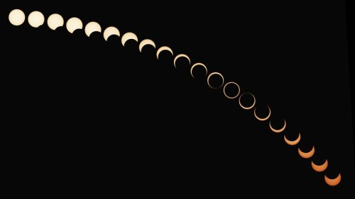 How to photograph the Ring of Fire solar eclipse today!