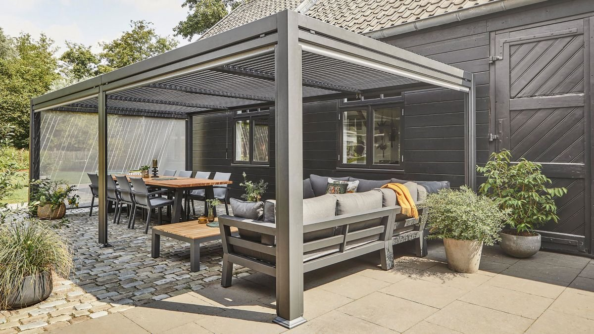 Patio cover ideas: 22 stunning designs to keep your outdoor seating space sheltered