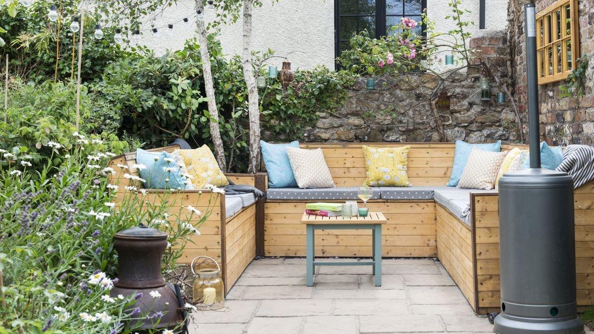 Garden makeover: an overgrown space transformed into a pretty cottage garden