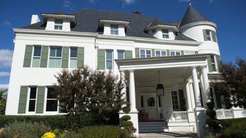 Seven secrets about Kamala Harris's new home