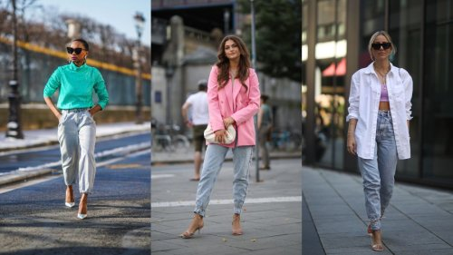 Mom jean outfits: How to give this retro style a fresh, modern look
