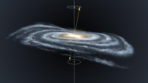 Our galaxy is warped, and scientists have no idea why