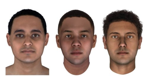 3 Egyptian mummy faces revealed in stunning reconstruction