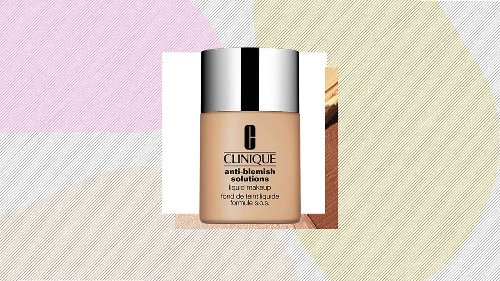 Clinique Acne Solutions foundation review: is cult foundation for acne prone skin worth the hype?