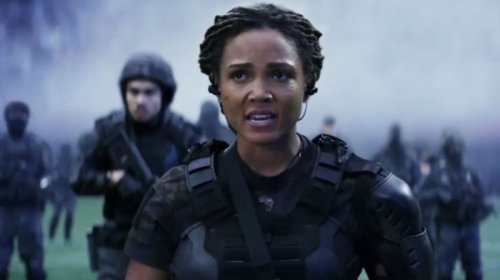 Watch the full trailer for sci-fi thriller 'The Tomorrow War' on Amazon Prime