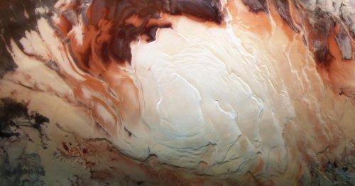 NASA löst Rätsel um unterirdische Seen am Mars auf