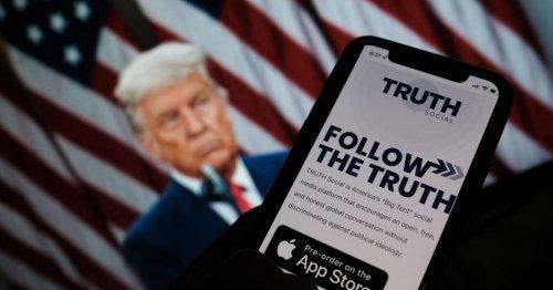 "Trump startet eigenes soziales Netzwerk namens ""Truth Social"""