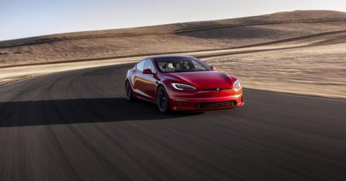 Ford fordert Tesla Model S Plaid zum Dragrace heraus
