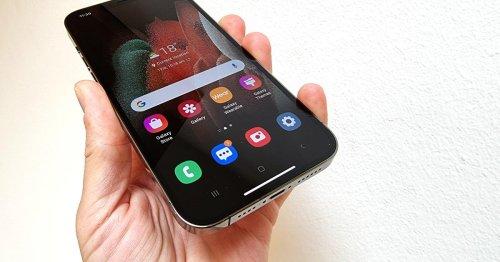 Samsung-App macht aus jedem iPhone ein Galaxy-Smartphone