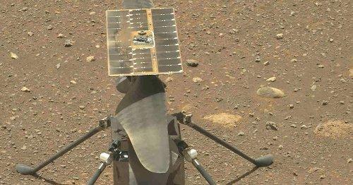 "Mars-Hubschrauber ""Ingenuity"" soll Montagfrüh abheben"
