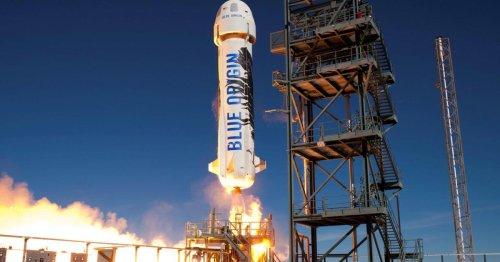 Weltraum-Flug mit Jeff Bezos kostet 45.000 Dollar pro Sekunde
