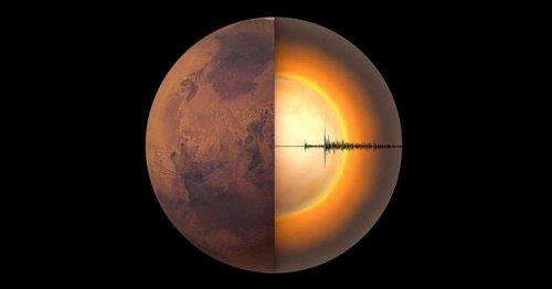 So sieht es im Inneren des Mars aus