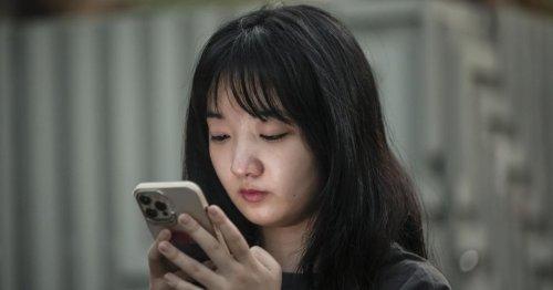 Chinas TikTok-Version fordert zum Aufhören auf