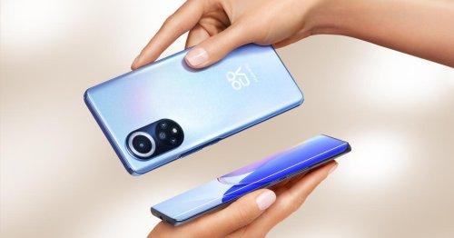 Huawei nova 9 vorgestellt: Fokus liegt auf der Kamera
