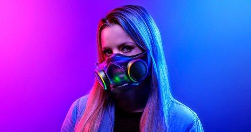 Futuristische FFP2-Maske von Razer ist bereits ausverkauft