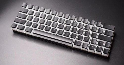 Neuartige Tastatur verspricht 7-mal schnelleres Tippen