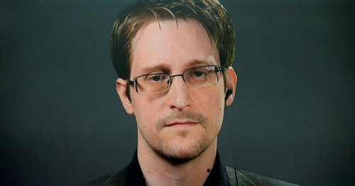 Snowden-Kunstwerk als NFT für 5,5 Millionen Dollar versteigert