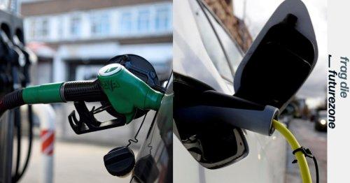 Benzin vs. Diesel vs. Strom: Wie weit komme ich mit 20 Euro?