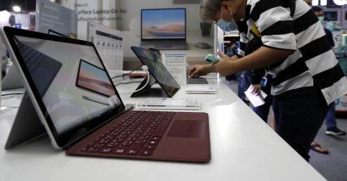 Ausstattung von Microsoft Surface Pro 8 vor Präsentation geleakt