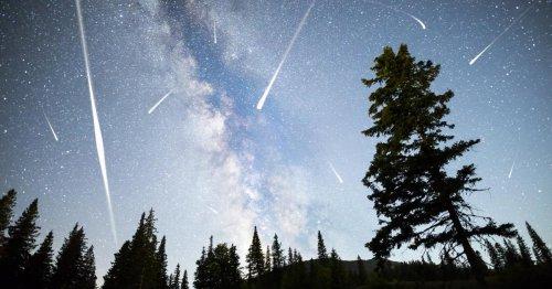 Sternschnuppen im Anflug: So kann man die Lyriden sehen