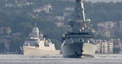 Phantom-Kriegsschiffe gefährden Sicherheit in Konfliktzonen