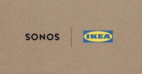 """Ikea und Sonos bringen """"versteckten"""" Lautsprecher"""