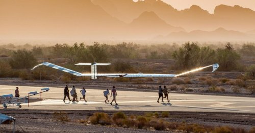 Solarflugzeug fliegt 3 Wochen ohne Unterbrechung