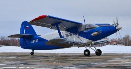"""Russland entwickelt """"unmögliches"""" Flugzeug mit 9 Propellern"""