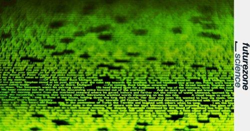 Keramischer Mikrofilm speichert Daten für die Ewigkeit