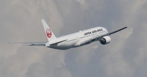 Beängstigendes Foto zeigt Boeing 777 mit Feuerball