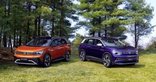 VW stellt Elektro-SUV ID.6 vor