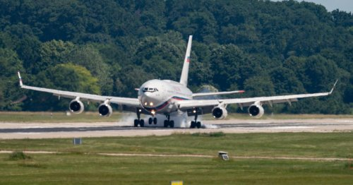 Russland will neues Weltuntergangs-Flugzeug