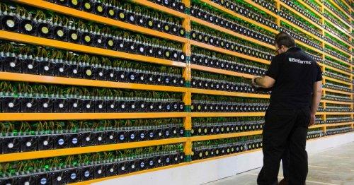 Altes Kohlekraftwerk schürft 45 Millionen Dollar in Bitcoin