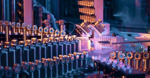 Chinas neuer Quantencomputer bricht alle Rekorde