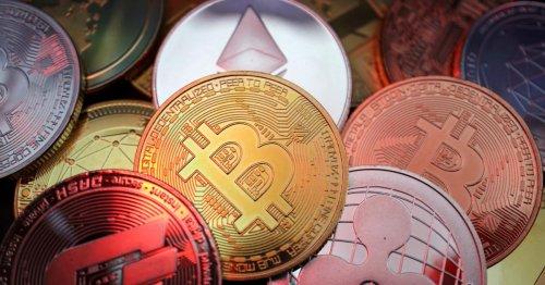 Bitcoin und Ethereum im freien Fall