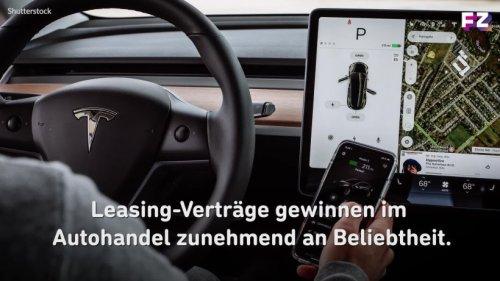 Tesla: Dreistes Software-Update könnte Elon Musk Milliarden kosten