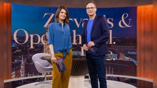 Linda Zervakis und Matthias Opdenhövel starten Journal im September