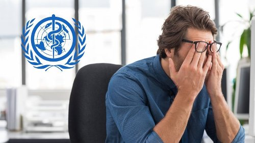 WHO deckt auf: Hunderttausende Menschen sterben an Überarbeitung